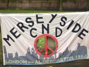 Merseyside C.N.D. banner