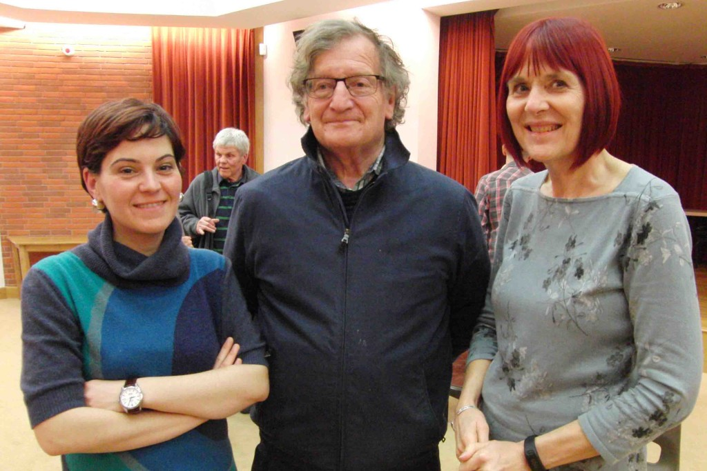 28e 22.3.16 Firat, Dave and Alison  at the Stop the War Syria meeting in Liverpool Quakers