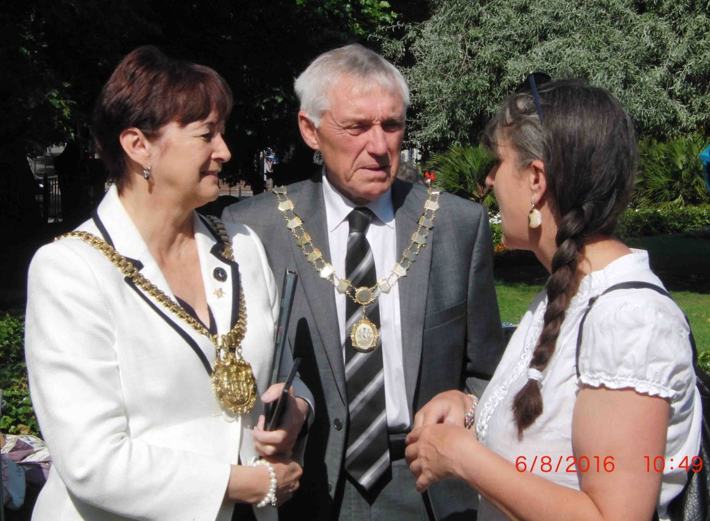 02e 6.8.16 MCND remembrance in Liverpool of 71st Anniversary of Hiroshima Atom Bomb