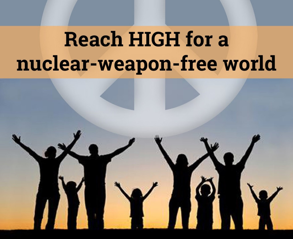 Merseyside CND Supports Reach High